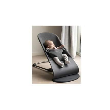 Детский шезлонг BabyBjorn Bliss Jersey темно-серый