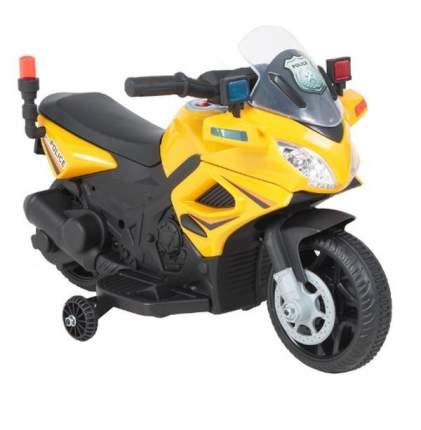 Мотоцикл Weikesi TC-911 желтый