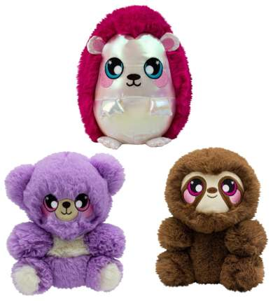 "Мягкая игрука ""Скуизамалс"" 3Deez De-lux 20смSQ00957 Beverly Hills Teddy Bear"