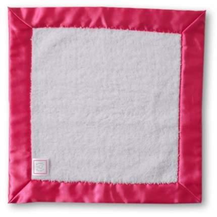 Комфортер платочек обнимашка SwaddleDesigns Baby Lovie Fuchsia Satin плюшевая нежность