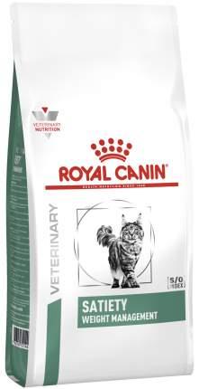 Сухой корм для кошек ROYAL CANIN Satiety Weight Management, контроль веса, птица, 0,4кг