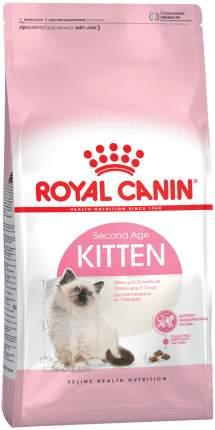 Сухой корм для котят ROYAL CANIN Kitten 38, домашняя птица, 0,3кг