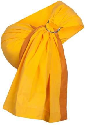 Слинг с кольцами Чудо-Чадо Силуэт, желтый