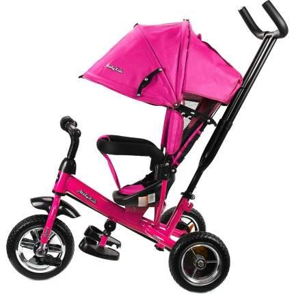 Велосипед трехколесный Moby Kids Start розовый