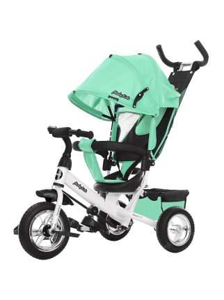 Велосипед трехколесный Moby Kids Comfort салатовый