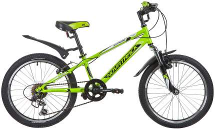 """Велосипед Novatrack Extreme зеленый 20"""""""