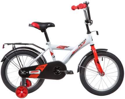 """Велосипед Novatrack Astra белый 16"""""""