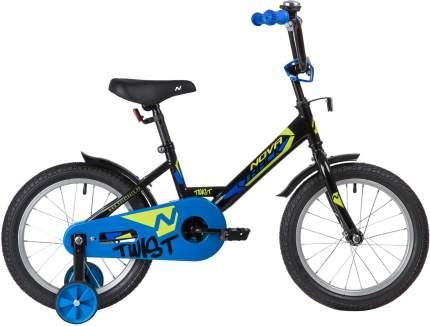 """Велосипед Novatrack TWIST розовый 16"""""""