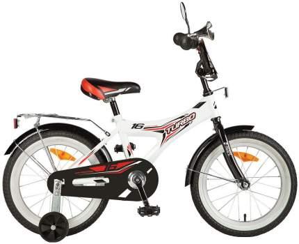 "Велосипед Novatrack Turbo белый 16"""