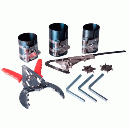 Набор инструмента для замены поршневых колец Car-tool CT-H018