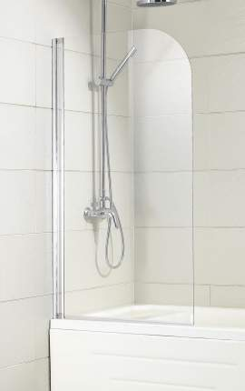 Шторка на ванну Bravat Alfa 110x135 BG110.5111A