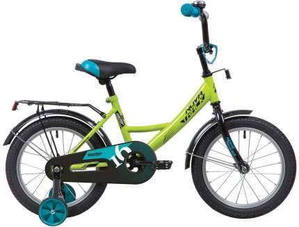 """Велосипед Novatrack Vector салатовый 12"""""""