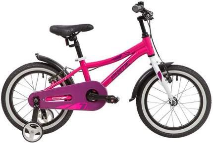 """Велосипед Novatrack Prime 16"""" розовый"""