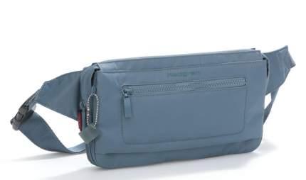 Поясная сумка женская Hedgren HITC01 Inter-City Dolphin Blue синяя