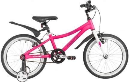 """Велосипед Novatrack Prime 18"""" розовый"""