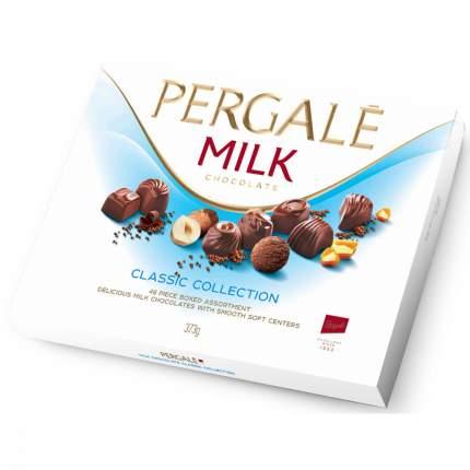 "Набор шоколадных конфет Pergale ""Молочный шоколад"", 373 гр"