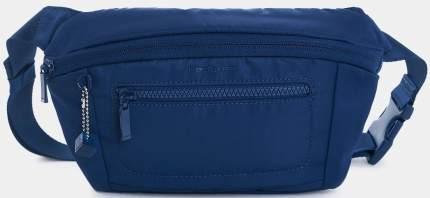 Поясная сумка женская Hedgren HITC10 Inter City Navy Peony синяя