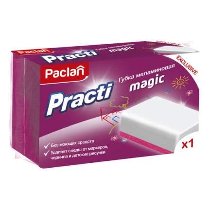 Меламиновая губка Paclan Practi Magic 1 шт