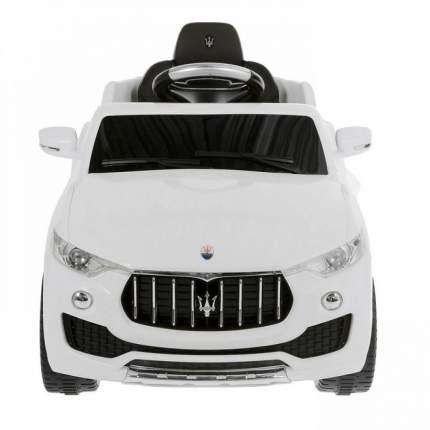Электромобиль Weikesi Maserati Levante белый