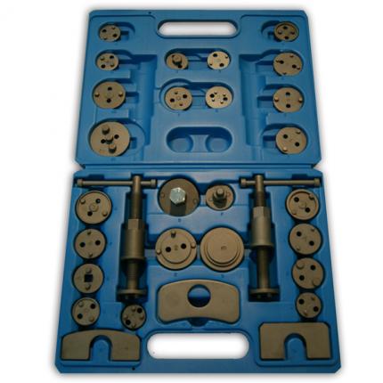 Набор приспособлений для утапливания тормозного поршня Car-tool CT-2007