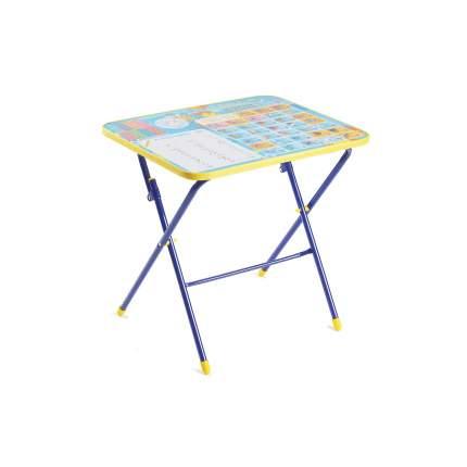 Набор мебели детский Ника Первоклашка Осень синий