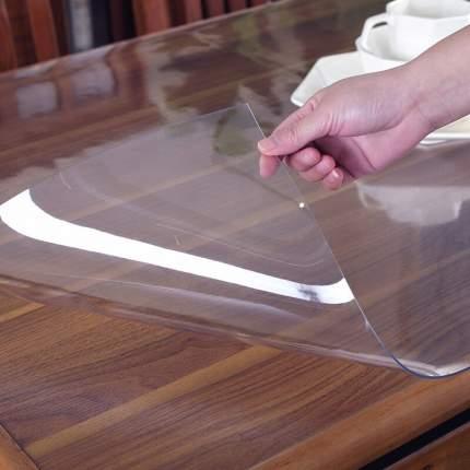 Домовой Прошка. Пленка ПВХ 40*30 Гибкое стекло