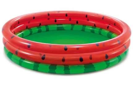 Бассейн надувной детский Intex Watermelon Pool 168x38 см