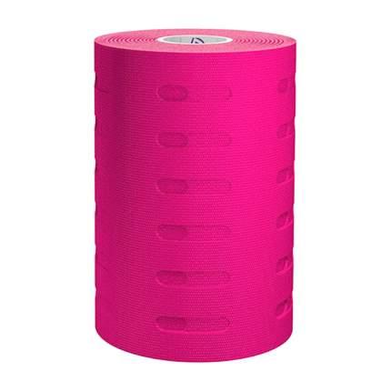 Кинезиотейп BBTape Lymph Face розовый 10 см x 5 м