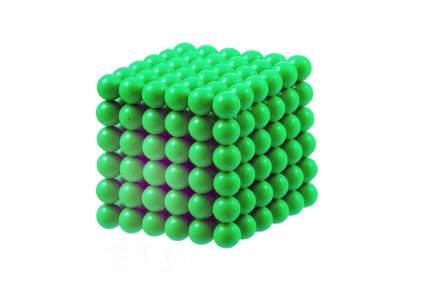 Куб из магнитных шариков 6 мм Forceberg Cube светящийся в темноте 216 элементов