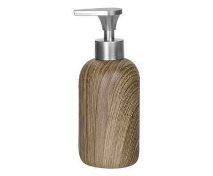 Andrea House Диспенсер для жидкого мыла Wood, 7х18.5 см BA66144