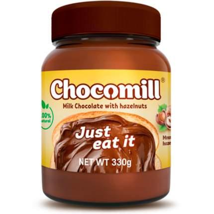 Шоколадная паста HAPPYLIFE Chocomill с лесным орехом 330 г