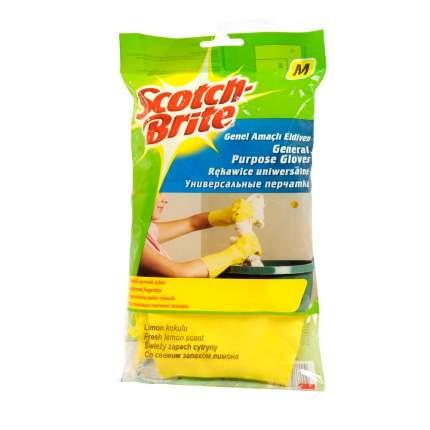 Перчатки хозяйственные Scotch-Brite®, универсальные, размер M, 1 пара/уп.