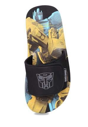 Шлепанцы детские Transformers, цв. разноцветный р.34