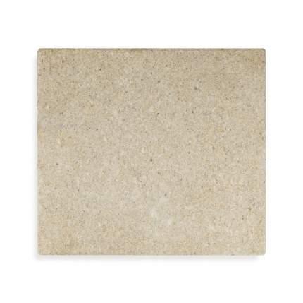 """Вулканический пекарский камень для выпечки """"B.Baker"""" 36x32x2 см"""