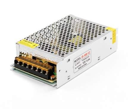 Негерметичный блок питания S-100-12, 100 Вт, 12 В, 8.3 А, IP22