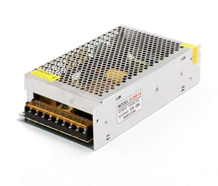 Негерметичный блок питания S-250-12, 250 Вт, 12 В, 21 А, IP22