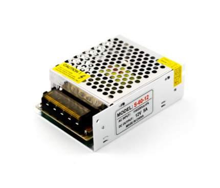 Негерметичный блок питания S-60-12, 60 Вт, 12 В, 5 А, IP22