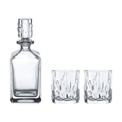 Nachtmann Набор для виски Shu Fa декантер (750 мл) и стаканы (330 мл), 3пр. 101040