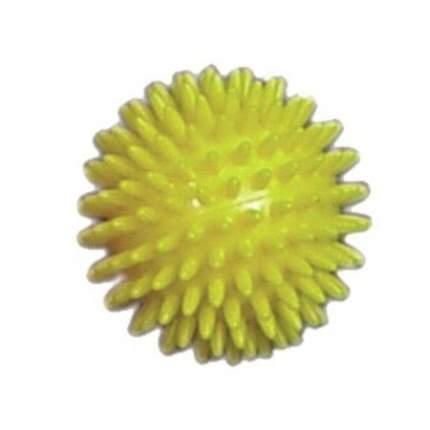 Мяч массажный Ортосила М2379, желтый, 8 см