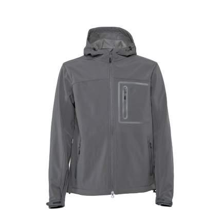 Куртка FHM Softshell Spire 000009-0003, серая, M