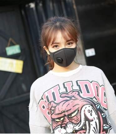 Многоразовая защитная маска Nuobi NPMPW черная