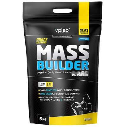 Гейнер VPLab Mass Builder - 5000 грамм, печенье-крем