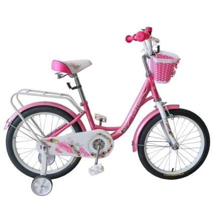 """Детский велосипед Tech Team Firebird 20"""" розовый"""
