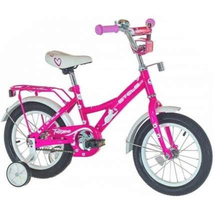 """Детский велосипед Stels Talisman 16"""" розовый"""