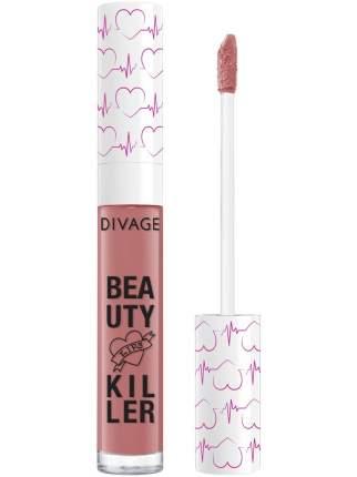 Помада-блеск для губ Divage Liquid Lipstick Beauty Killer № 02