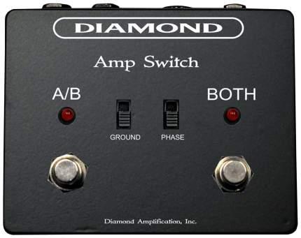 Педаль переключения каналов усилителя Diamond Amp Switch