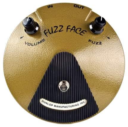 Педаль эффектов Dunlop EJF1 Eric Johnson Fuzzface именная от Эрика Джонсона