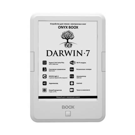 Электронная книга ONYX BOOX Darwin 7 White