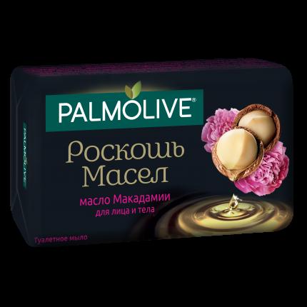 Косметическое мыло Palmolive Роскошь масел макадамия 90 г
