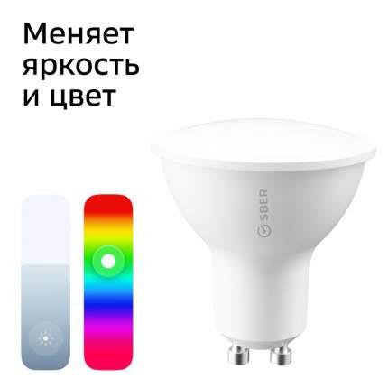 Умная лампа MR16 СБЕР/SBER LED/RGB/CCT/DIM/WiFi/Bluetooth